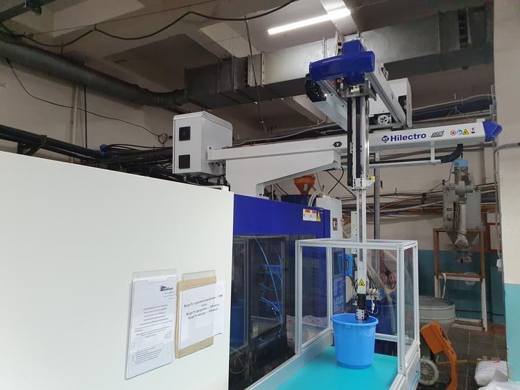 Автоматизируем производство